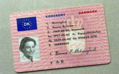 Nye kørekortregler pr. 1 januar 2013