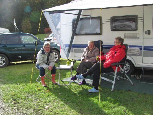 13 der raahygges p campingpladsen