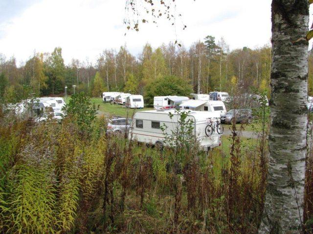 3 Torne camping