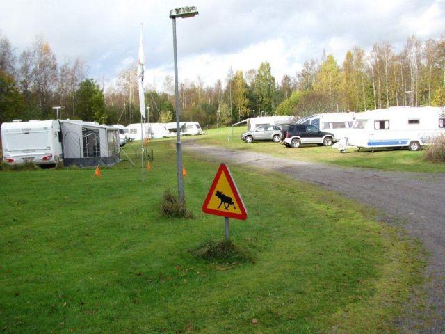 5 Torne camping
