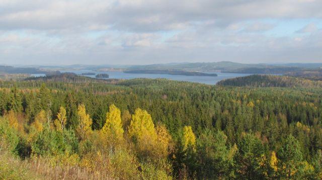 Efterårs tur i Sverige 2011