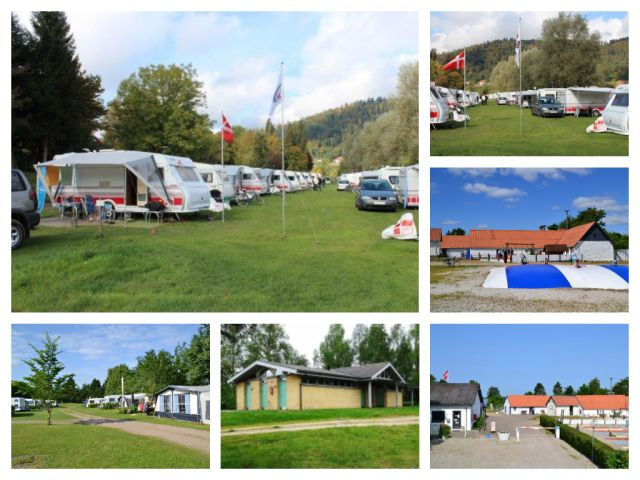 DCK Klub camping