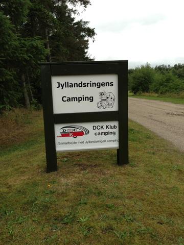DCK Klubcamping Jyllandsringen