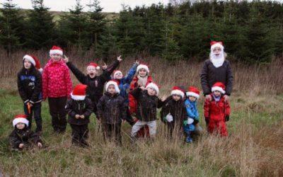 Julehygge på skamstrup Camping 2013