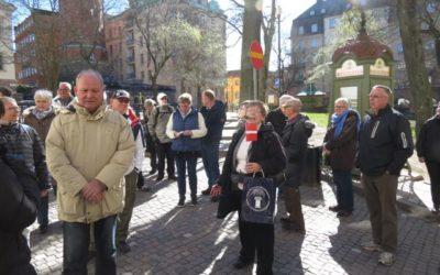 Påsketur til Stockholm 2014