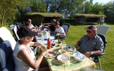 Kreds Sjællands Pinsestævne på Reersø Camping