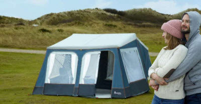 Camp-let Classic North Limited Edition – Unlimited camping in a limited edition