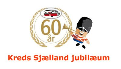 Kreds Sjælland jubilæum