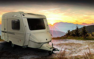 Lille bil udelukker ikke den store campingdrøm