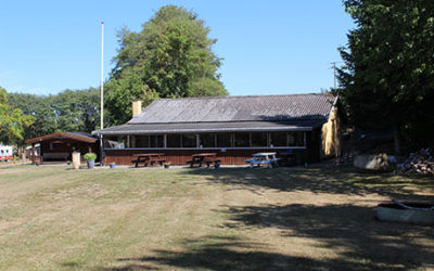 Klubhuset på Skamstrup