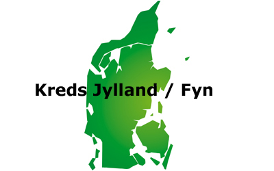 Kreds Jylland/Fyn indkalder til Ordinær Generalforsamling