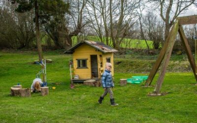 Arbejds- og hobbyweekend uge 12 på Skamstrup Campingplads