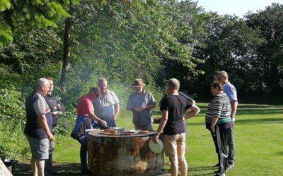 Pinse stævne på Skamstrup Camping 2019