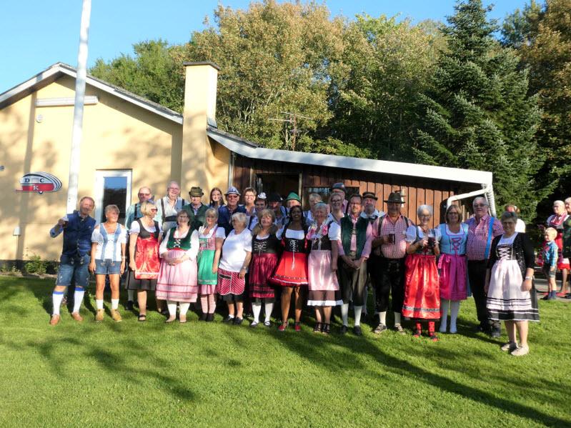 Oktoberfest på Skamstrup 20/9 – 22/9 2019