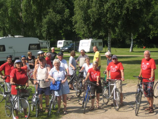 Pinsestævne på Skamstrup Camping 2011