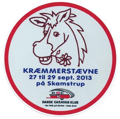 KRÆMMERSTÆVNE I SKAMSTRUP 2013