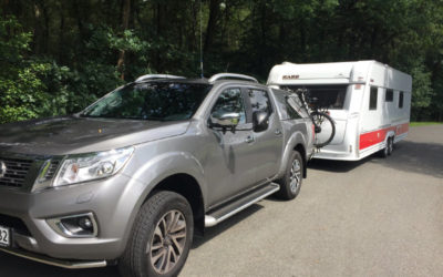 """Trækkrogen"""" – I vores klub er der rigtig meget campingerfaring."""